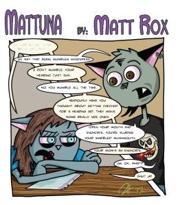 (c) 2013 Matt Rox